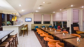 Travel agent exclusives hilton garden inn jfk airport - Hilton garden inn breakfast menu ...