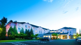 Travel agent exclusives seattle airport hotels sea - Hilton garden inn seattle airport ...