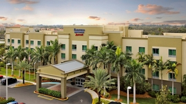 Travel Agent Exclusives Fairfield Inn And Suites Fort